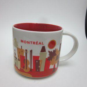 Starbucks Montreal mug